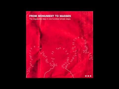 From Monument To Masses - To Z (Repeat)