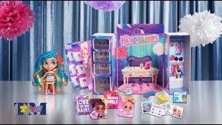Hairdorables Surprise Dolls z niespodzianką, TM Toys