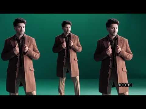 Varun Dhawan, Iconic Brand ambassador in the AW'16 campaign TVC.