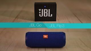 JBL Go vs JBL Flip3 05am