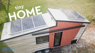 Solar Off-Grid Tiny House