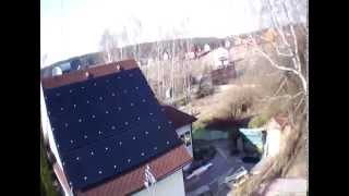 Монтаж солнечных батарей(, 2014-05-05T18:53:27.000Z)