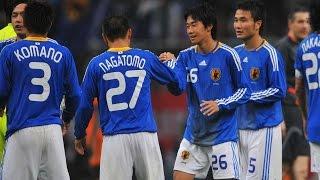 【キリンカップ特集】香川真司 19歳で代表デビューを飾ったキリンカップ2008を振り返る