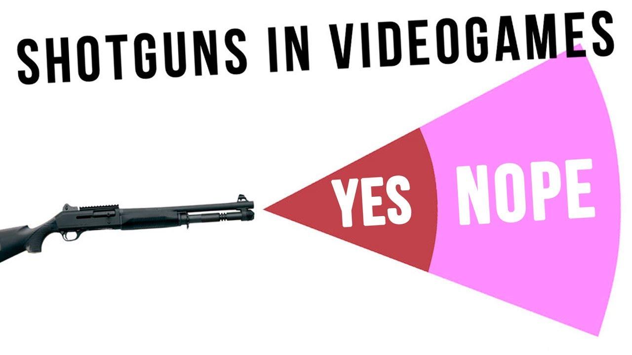 10 Video Game Gun Concepts That MAKE NO SENSE