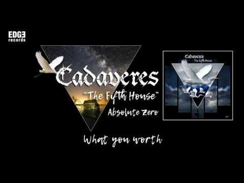 Cadaveres - Absolute Zero (szöveges / lyrics video)