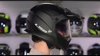 LS2 Pioneer Helmet Review at RevZilla.com