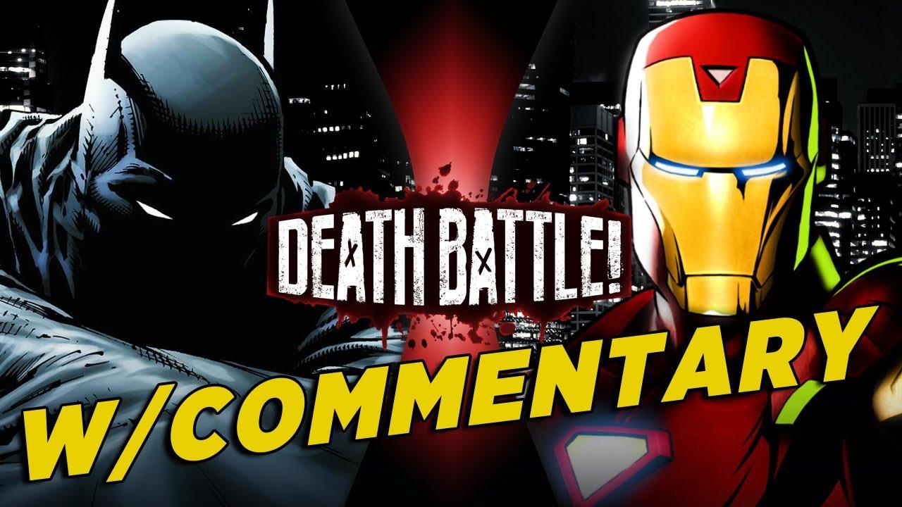 Batman vs Iron Man w/ Commentary
