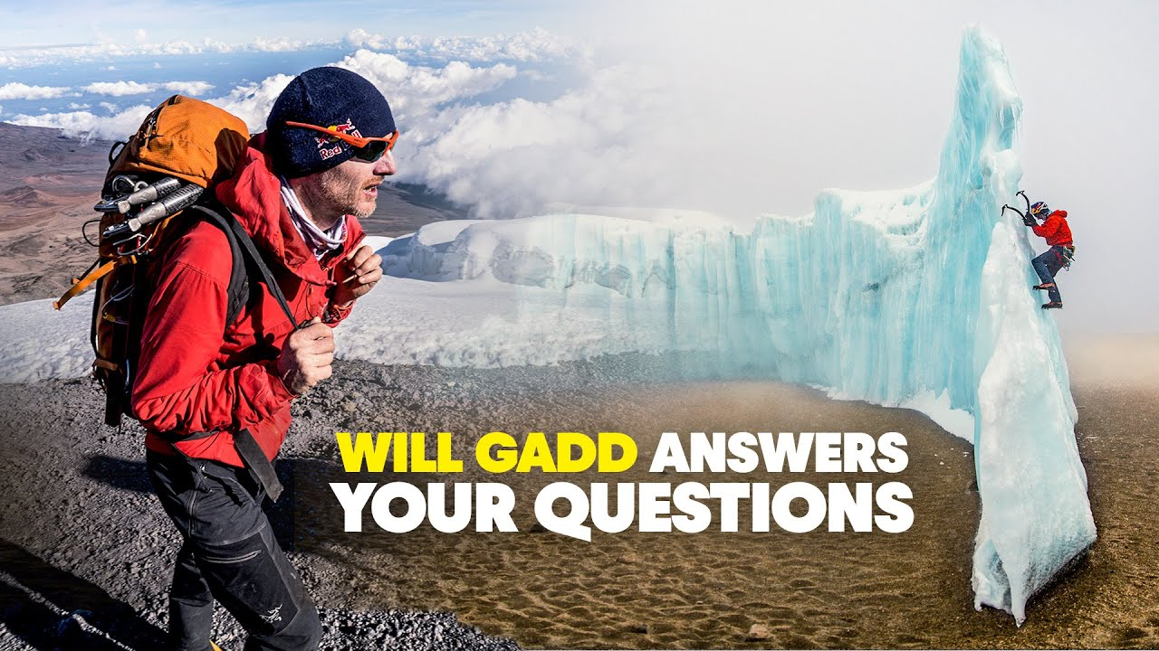 How Ice Climbing Helps Scientific Research | LIVE w/ Will Gadd