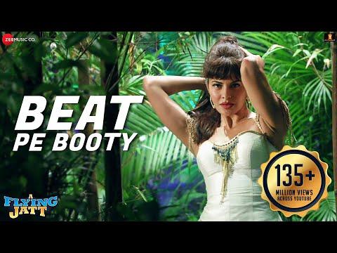 Beat Pe Booty - A Flying Jatt | Tiger Shroff , Jacqueline Fernandes | Sachin, Jigar, Vayu & Kanika