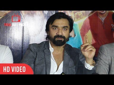 Ajaz Khan Full Speech   Love Day   Controversy   India - Pakistan   Fawad Khan, Slaman Khan