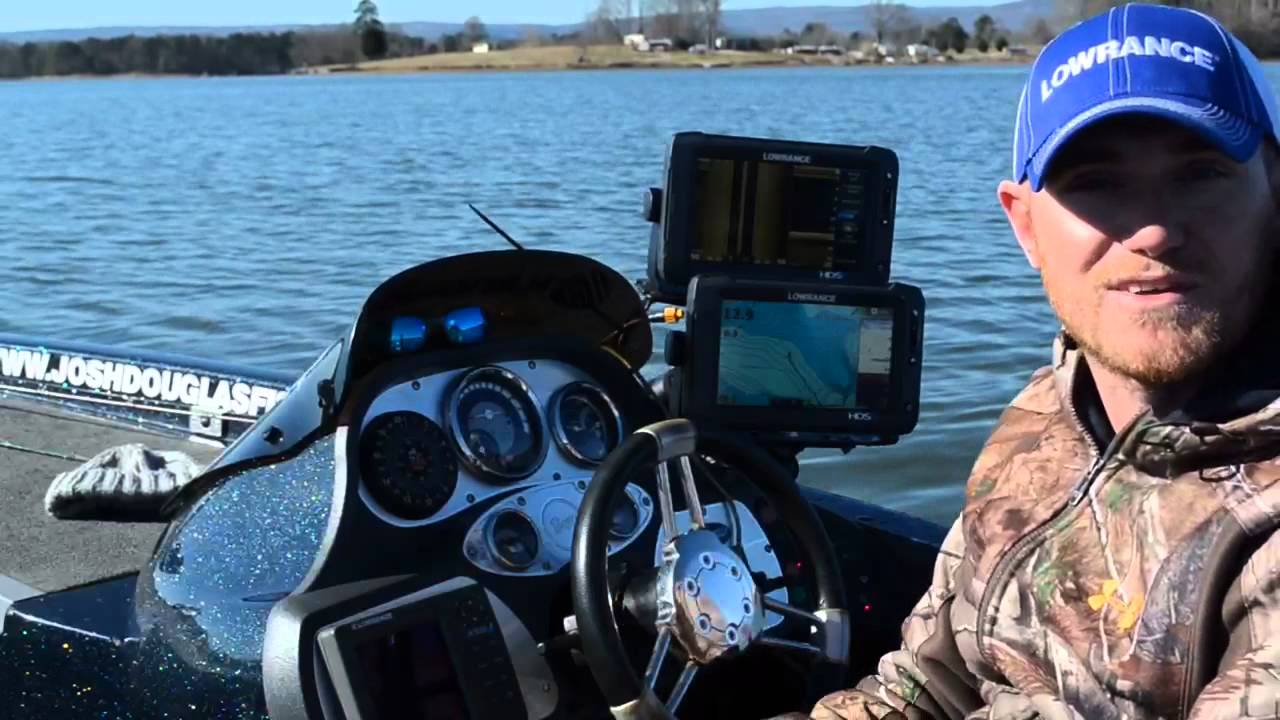 how to use lowrance hds 8