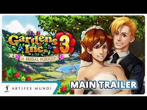 Gardens Inc.3 : A Bridal Pursuit Official trailer