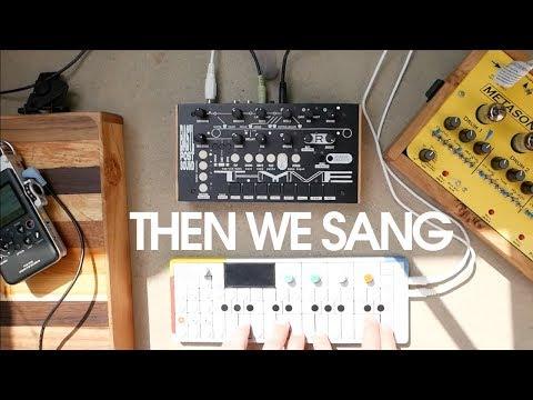 Then We Sang | OP1, Metasonix D1000, Bastl Thyme