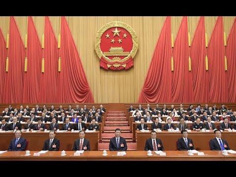 Recap of the opening of Beijing's 2019 National People's Congress