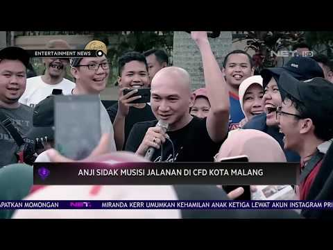 Vlog Of The Week - Anji Sidak Musisi Jalanan Di CFD Kota Malang