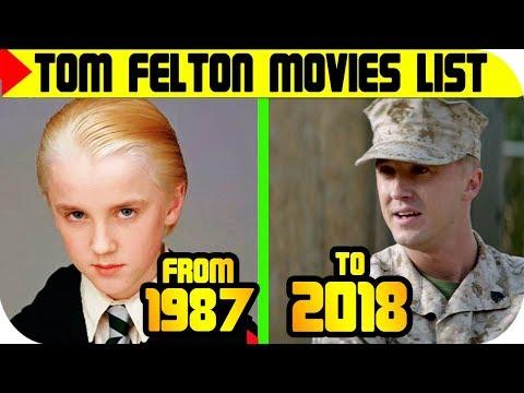 Tom Felton MOVIES List 🔴 [From 1997 to 2018], Tom Felton FILMS List | Filmography