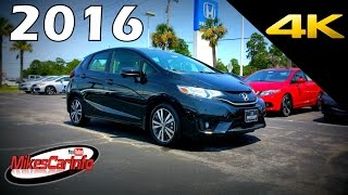 2016 Honda Fit EXL - Ultimate In-Depth Look