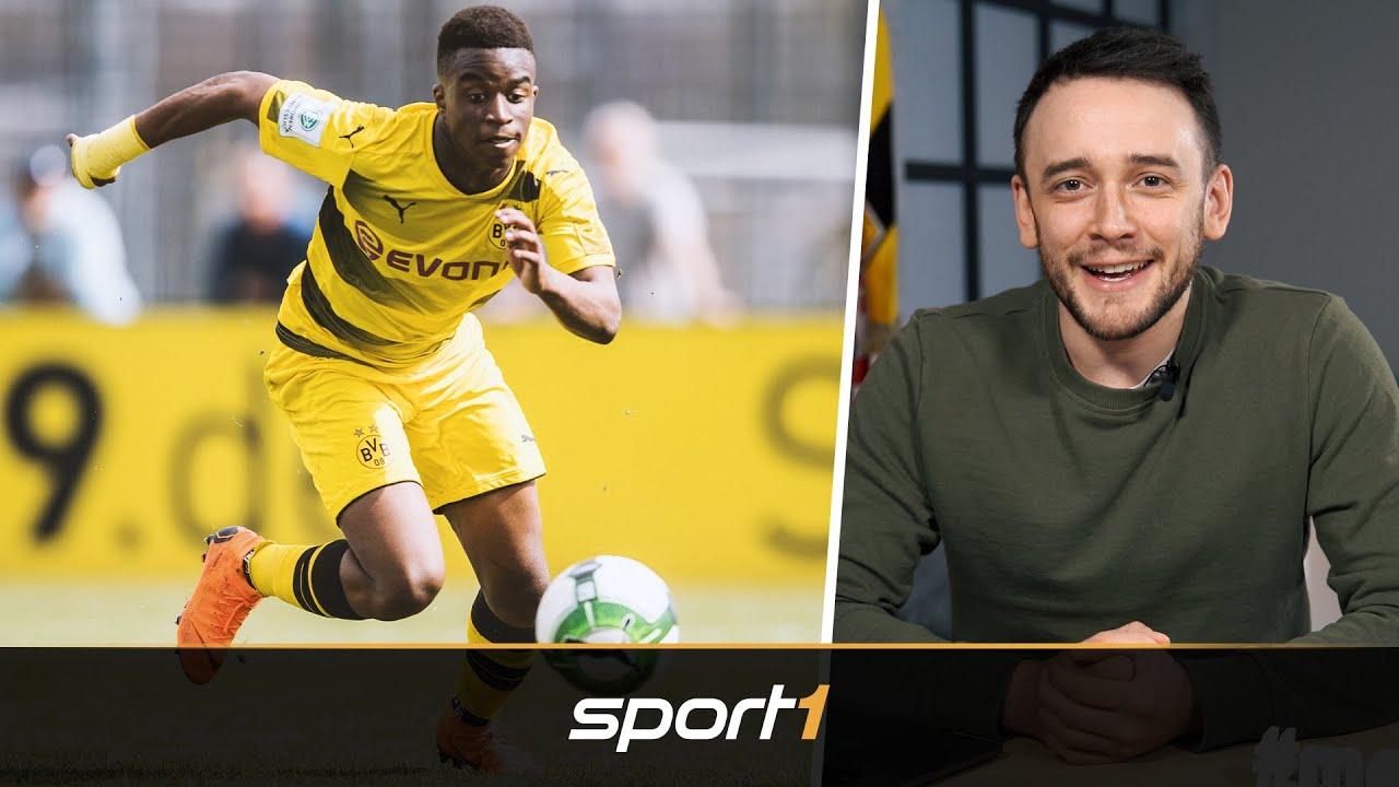 Moukoko, Reyna und mehr: Das sind die größten Talente des BVB | SPORT1 - TALENT WATCH