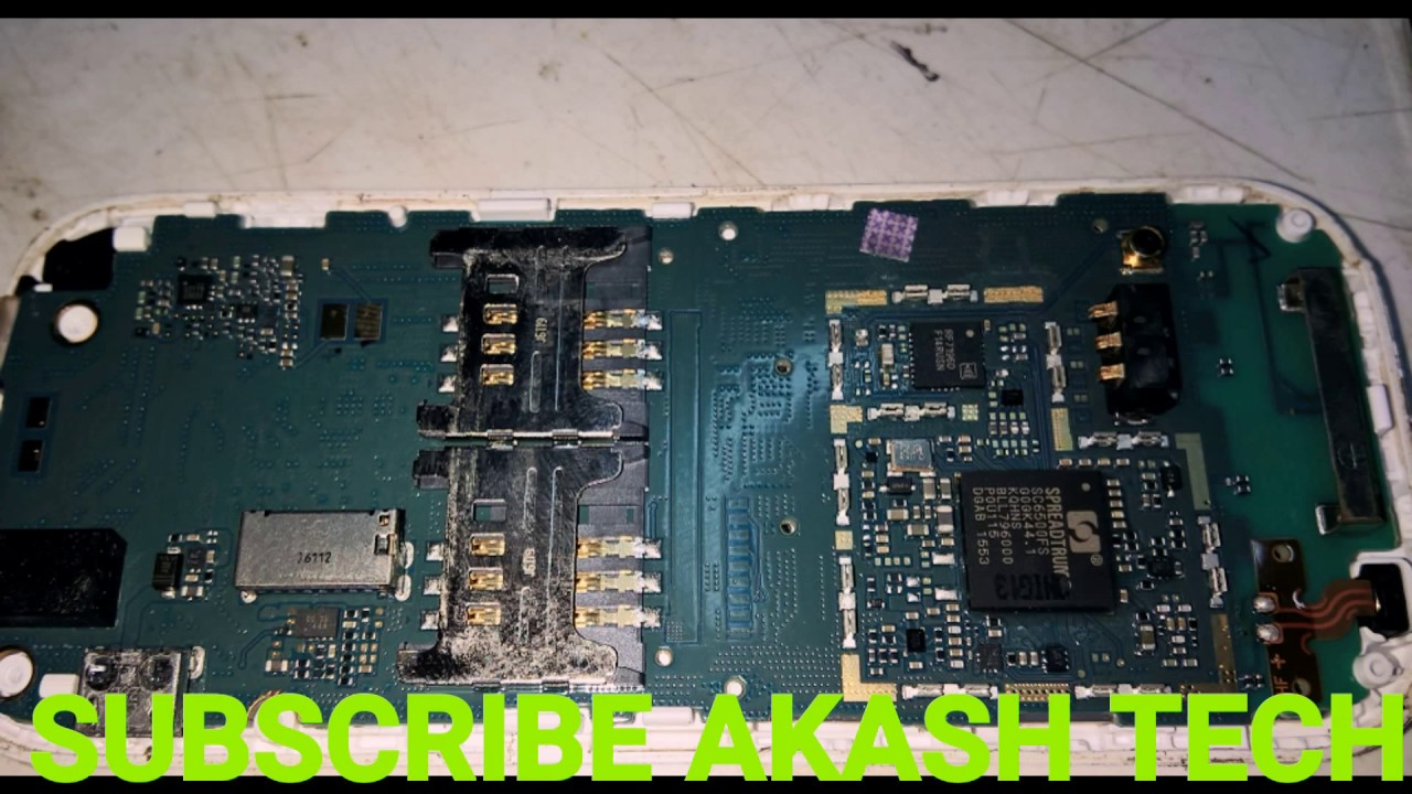 how to repair network problem in mobile and Samsung GT 1200 ...