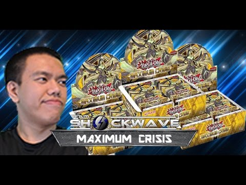 Maximum Crisis Case Opening