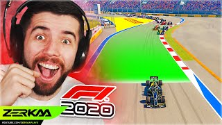 The BEST Start To A Race EVER! (F1 2020 My Team #23)