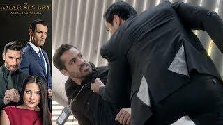 Por Amar Sin Ley 2 - Capítulo 37: Ricardo golpea al agente Quiroz - Televisa