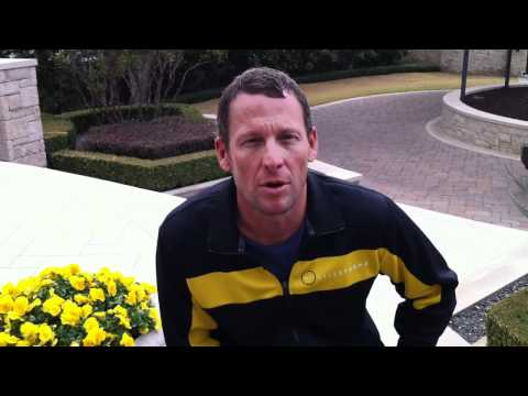 DMSE Gala - Lance Armstrong