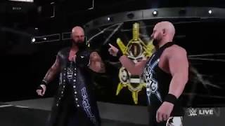 WWE 2K18 Gallows & Anderson OFFICIAL ENTRANCE