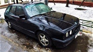 BMW E34 525 Touring ! Диагностика и ремонт мотора