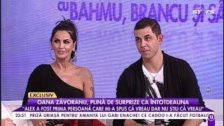 După ce i-a dat cu bocancii în cap, Oana Zăvoranu s-a decis să facă  nunta cu Alex Ashraf