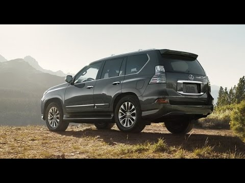 2017 Lexus Gx Release Date And Price