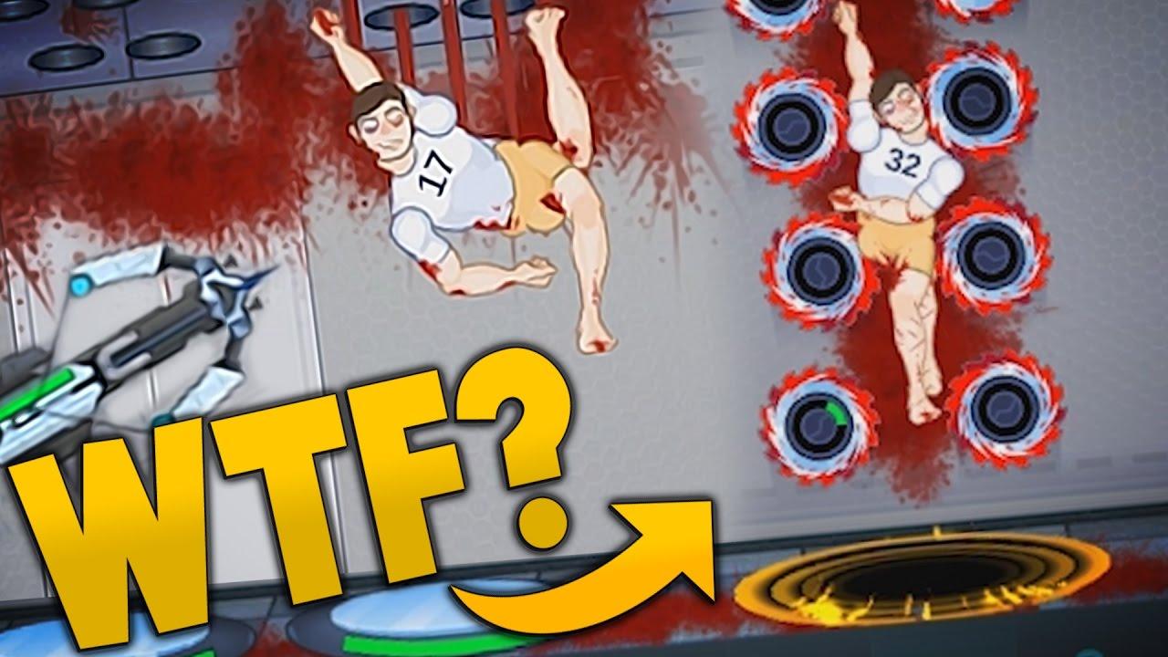 DEADLIEST KILLING MACHINE EVER - Happy Room - YouTube Happy Room