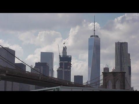 UPDATE! One World Trade Center / Three World Trade Center 8/19/2016 construction progress part 3