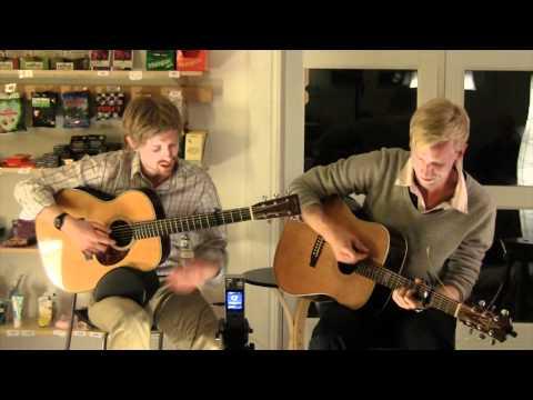 Crystal-Like: Peter Wickstrom and Johan Nilsson