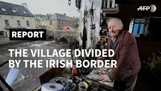 Ireland: Pettigoe, the village divided by the Irish border | AFP