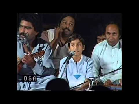 11 Years Old Rahat Fateh Ali Khan - OSA Official HD Video