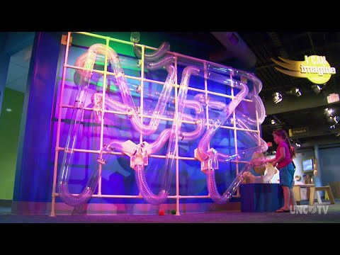 Discovery Place Kids Rockingham   NC Weekend   UNC-TV