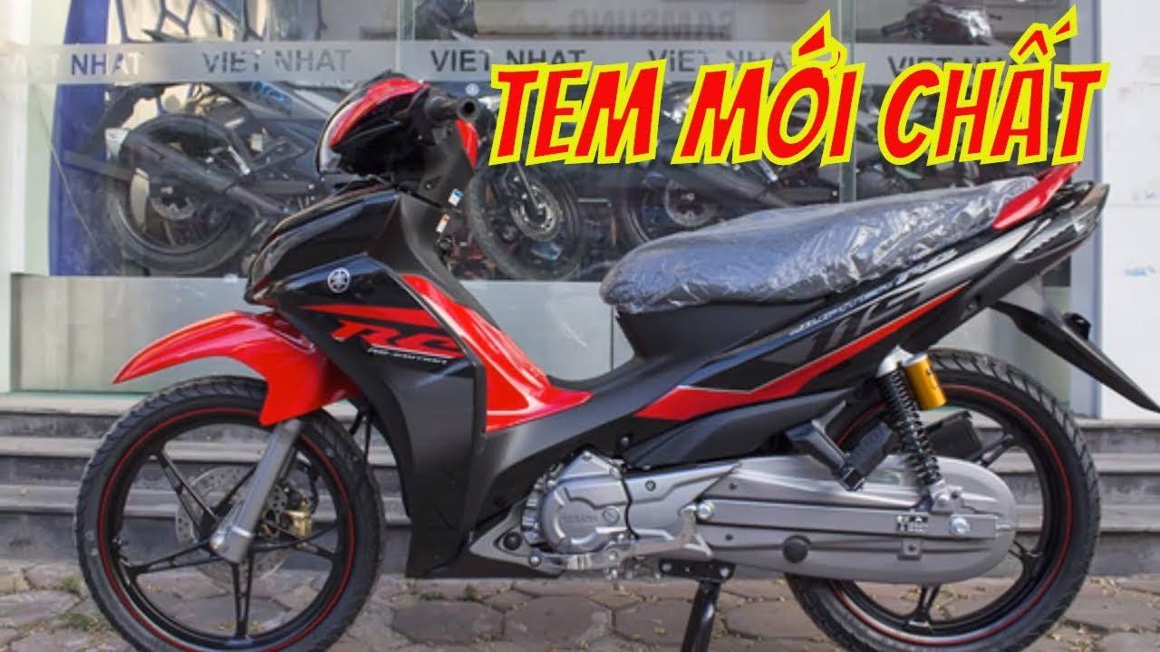 Yamaha Jupiter rc 2018 | TEM MỚI / Sơn Captain