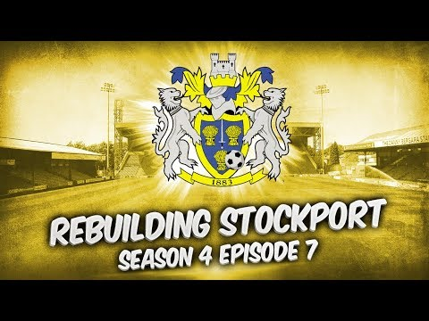 Rebuilding Stockport County - S4-E7 Tactical Tinkering! | Football Manager 2019