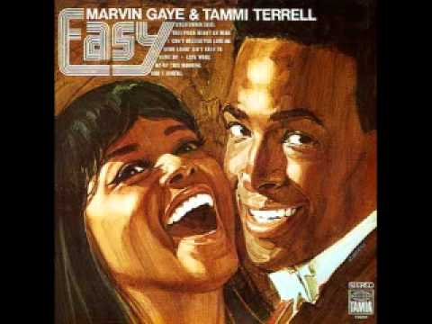 Marvin Gaye and Tammi TerrellYou Are All I Need To Get