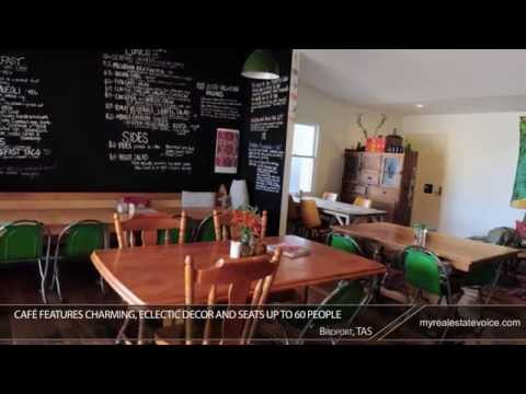 Seaside Café Business for Sale - Bridport, TAS
