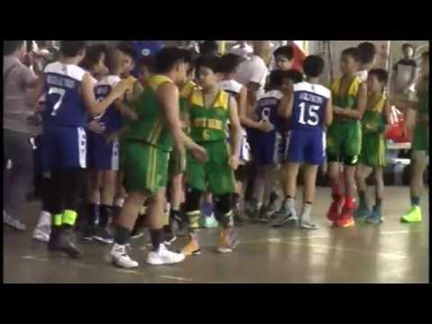 Ateneo SBP B vs Notre Dame, SBP/Passerelle Twin Tournament August 24, 2014