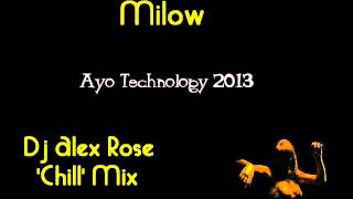 Milow - Ayo Technology 2013 (Dj Alex Rose