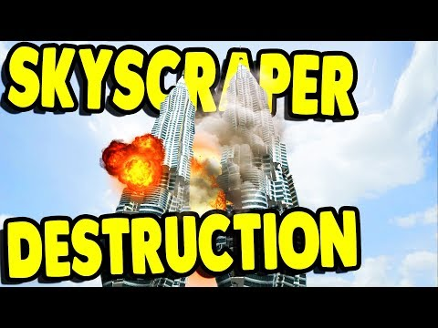 TOP 10 TALLEST SKYSCRAPER DEMOLISHED | Disassembly 3D Gameplay