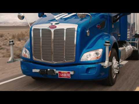 Embark Self-Driving Semi Truck