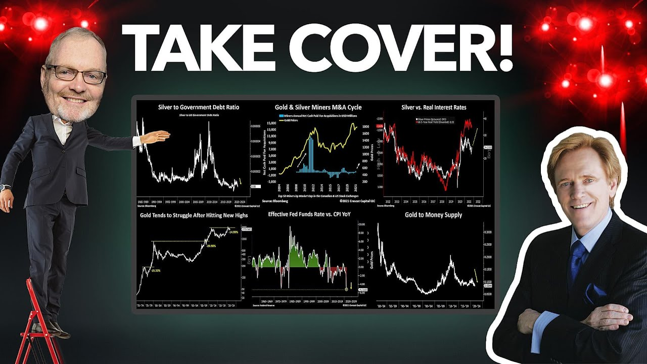 Download 6 Charts Predict Economic Implosion: How YOU Can Take Cover
