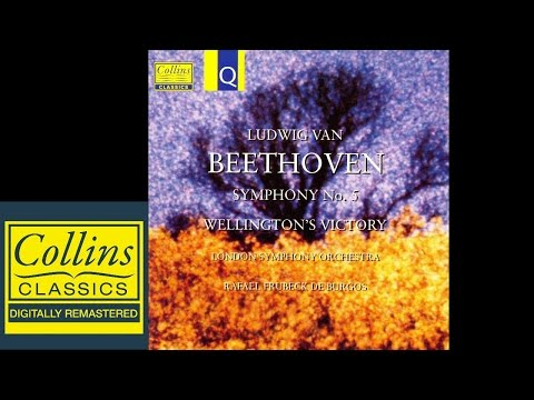 Beethoven - Symphony No.5 - Wellington's victory - London Symphony Orchestra (FULL ALBUM)