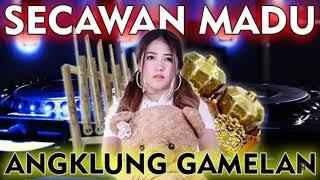 Download lagu Via Vallen    Dj Secawan Madu    Angklung Gamelan