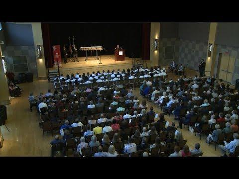 2017 Ohio State College of Optometry White Coat Ceremony