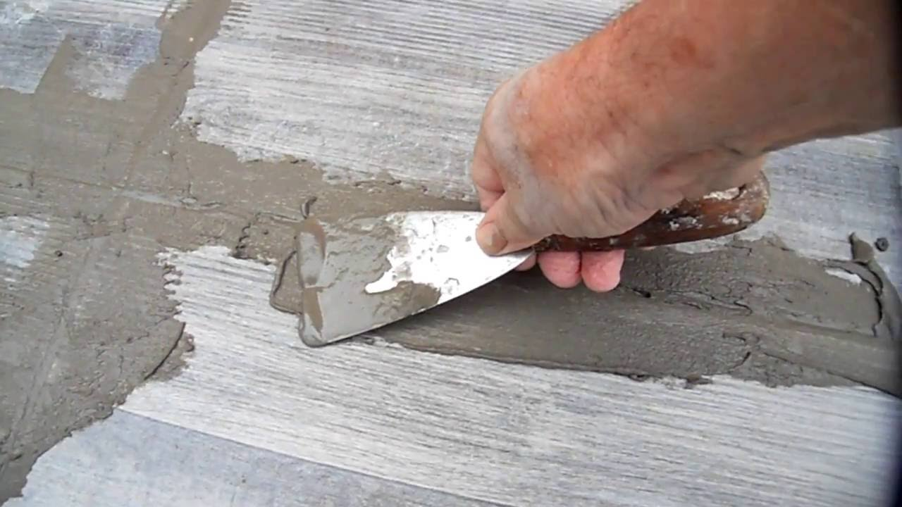 Comment faire les joints de carrelage ma fa on youtube for Blanchir les joints de carrelage